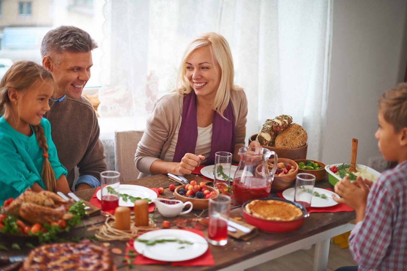 Holiday Joy – Surviving Family Gatherings