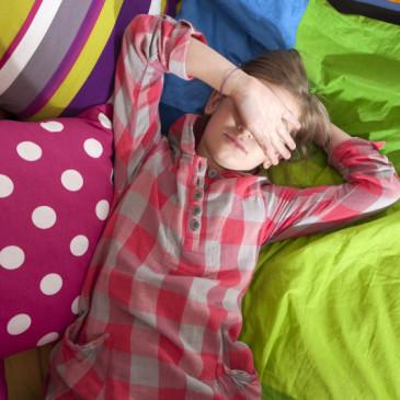 How to Wake a Teenage Girl