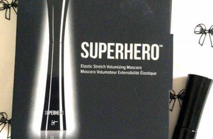 IT Cosmetics Superhero Volumizing Mascara Review