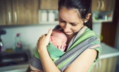Real Life as a New Mom