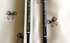 NYX Micro Brow Pencil Review