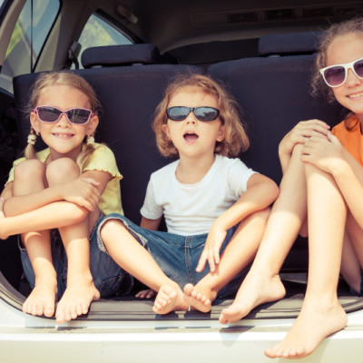 10 Tips for Road Trips with Kids