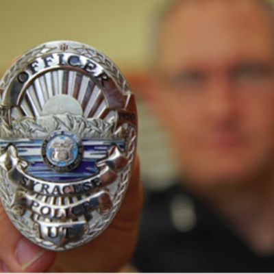 Married to the Badge: Not Your Typical Life