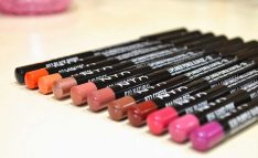 NYX Slim Lip Liner Pencil Review