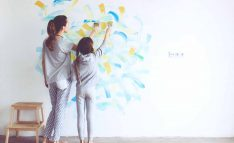 The Challenge and Art of Being Mommy and Artist