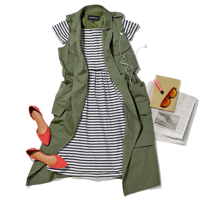 Make Sure Olive Green is in Your Wardrobe this Fall
