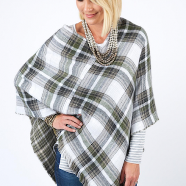 The Poncho: Why You Should Have One and How to Style It