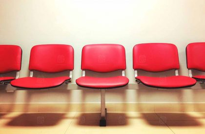 Mammograms, Waiting Rooms and Life