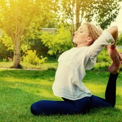 Postures for My Heart: On Faith and Yoga