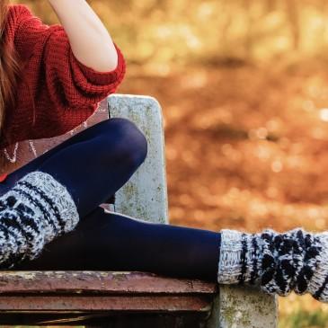 Herringbone Tights, Why You Need a Pair