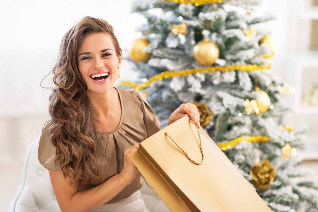 Girl, It's Perfectly OK to Be Yourself This Holiday Season