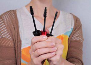 Makeup Hack Essential Oils and Mascara