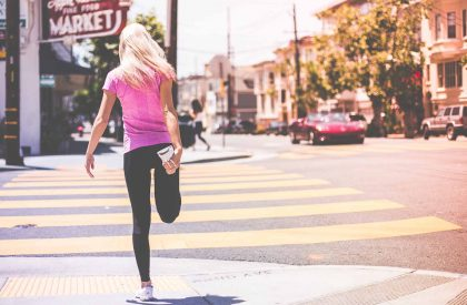 How Running Became About More Than Fitness to Me
