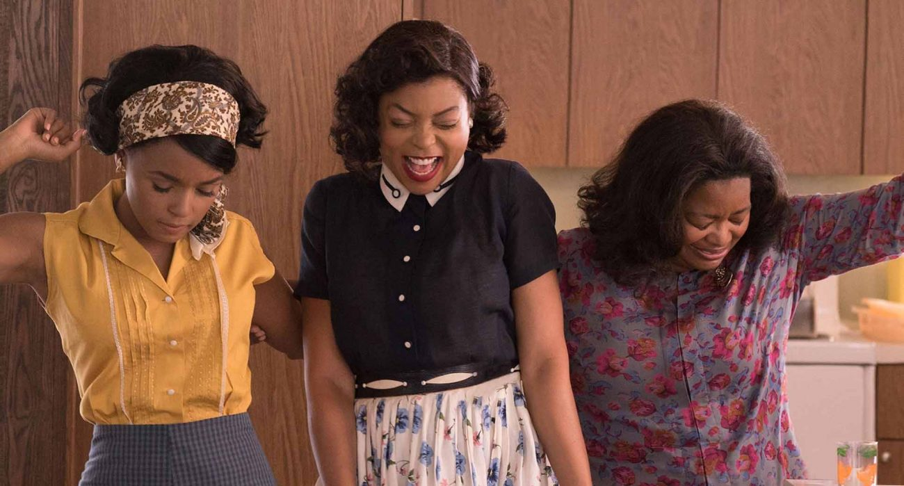 Redefining a Woman's Strength, as 'Hidden Figures'