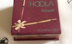 Why Benefit Hoola Bronzing Powder is a Must!