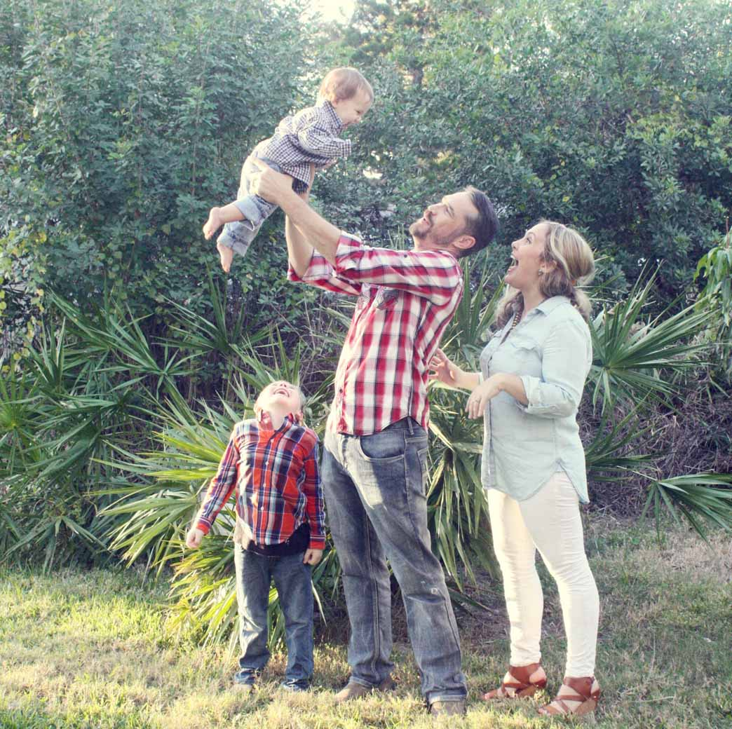 Our Story: From Pregnant Widow to Family of Four