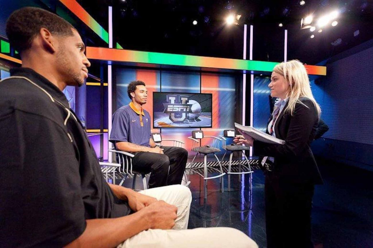 Rising to the Challenge and Earning My Job at ESPN