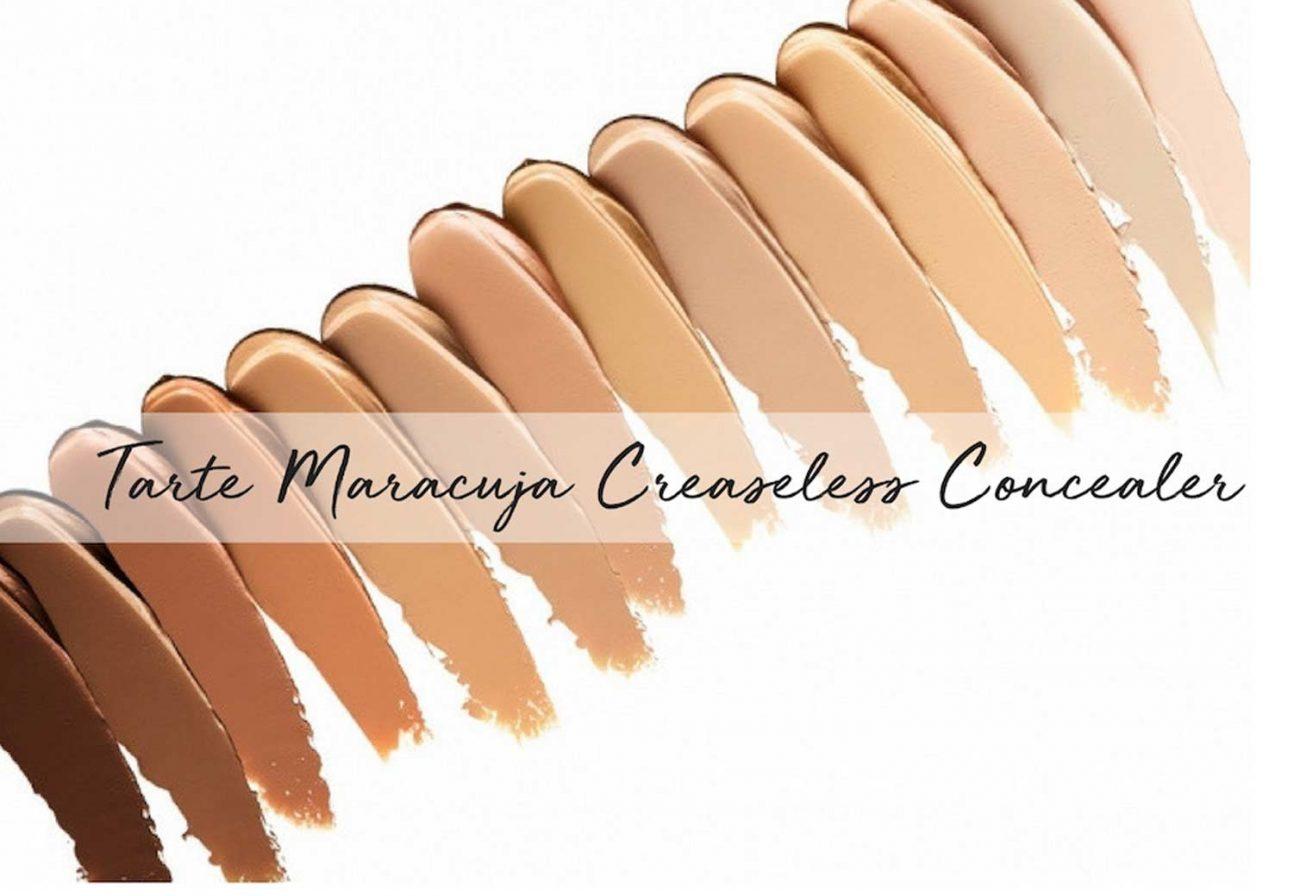 Tarte Maracuja Creaseless Concealer Review