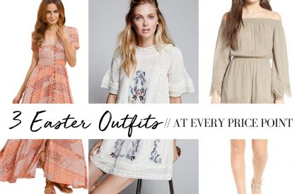 3 Ways to Dress to Impress and Be Comfortable This Easter