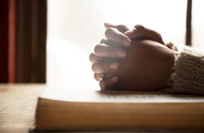 how to be a praying parent throughout your child's life