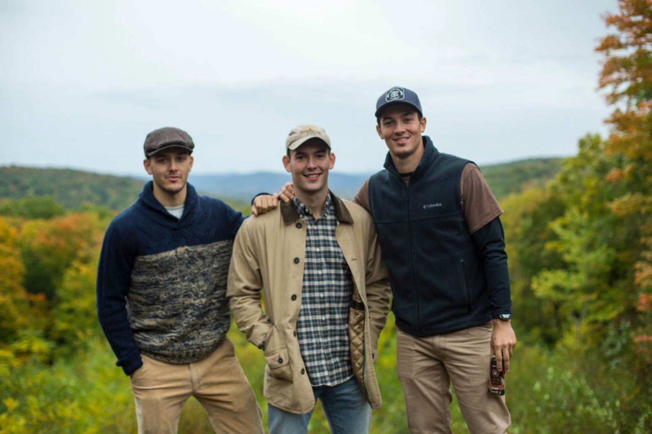 What the Mother of Super Coffee Taught Her 3 Sons