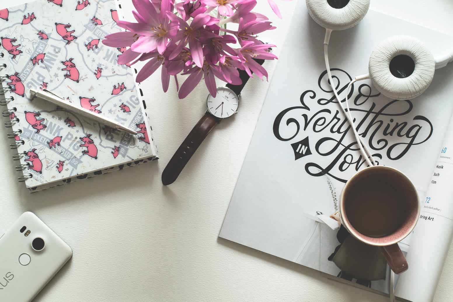 How to Make Journaling Your Sacred Space