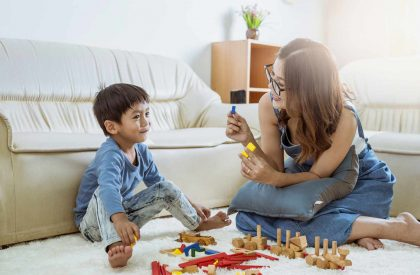 To the Woman Who Cleaned up After My Autistic Son