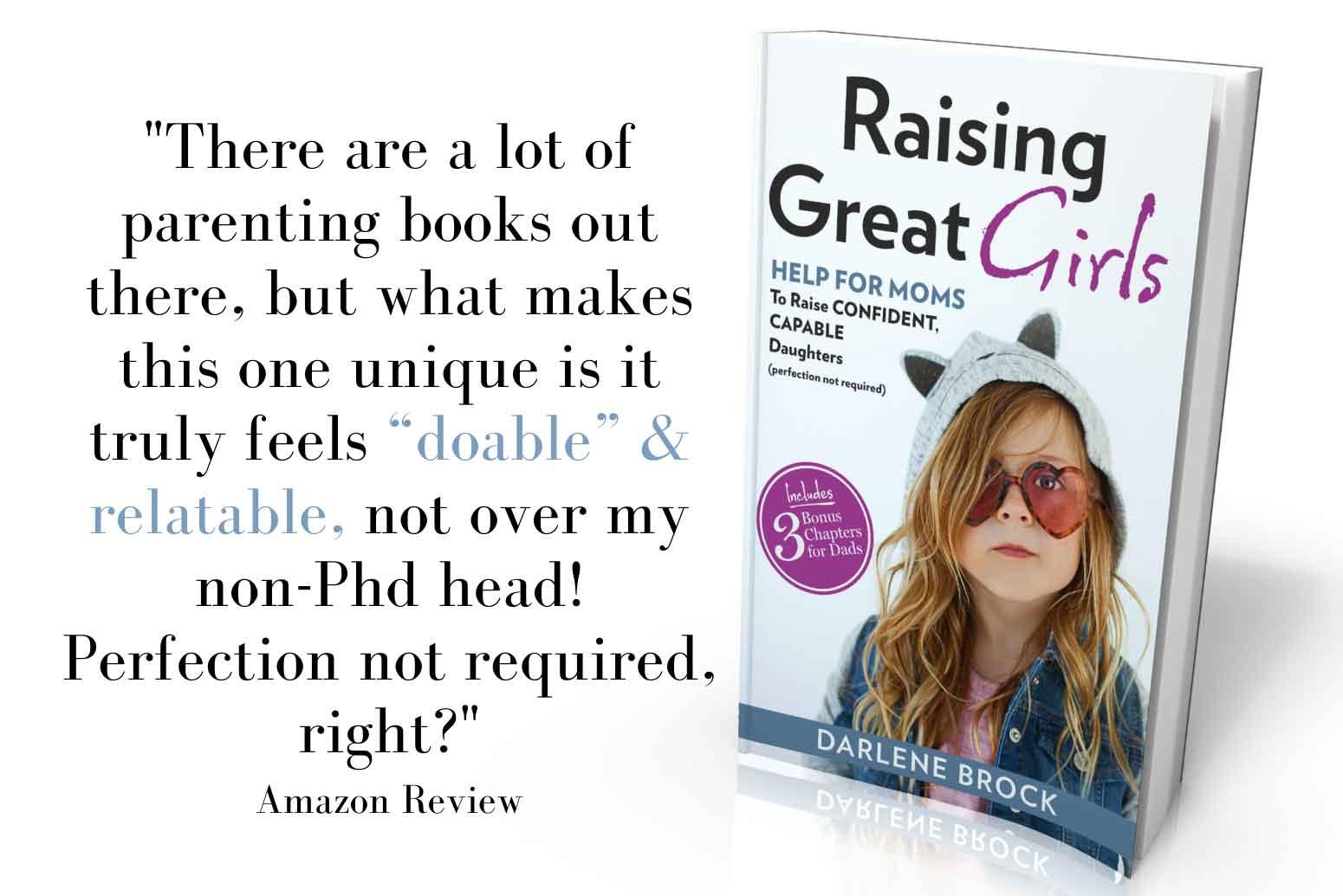 Raising Great Girls Interview