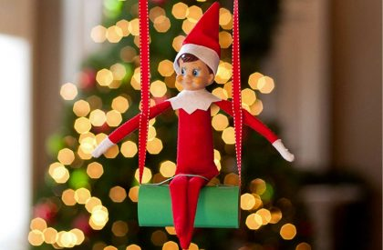 Making Peace Not War With the Elf on the Shelf