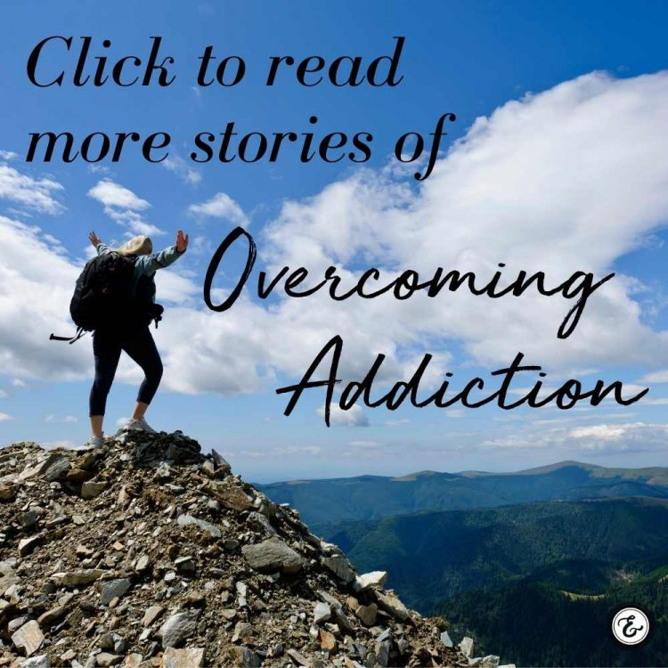 overcoming addiction board
