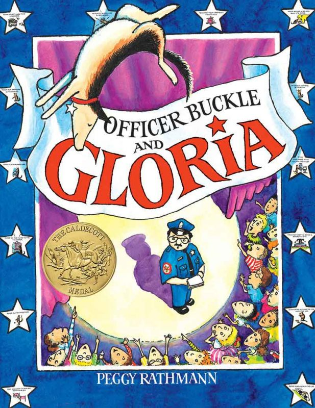 Officer Buckle and Gloria Book Cover