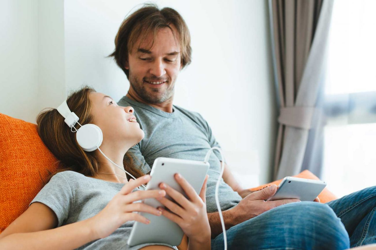 We Worry About Screen Time for Kids but What About Us