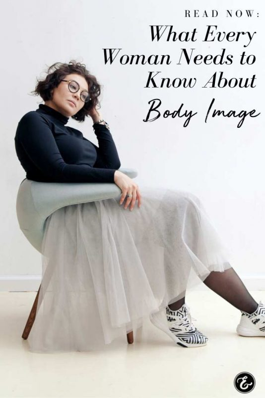 What Every Woman Needs to Know About Body Image PIN