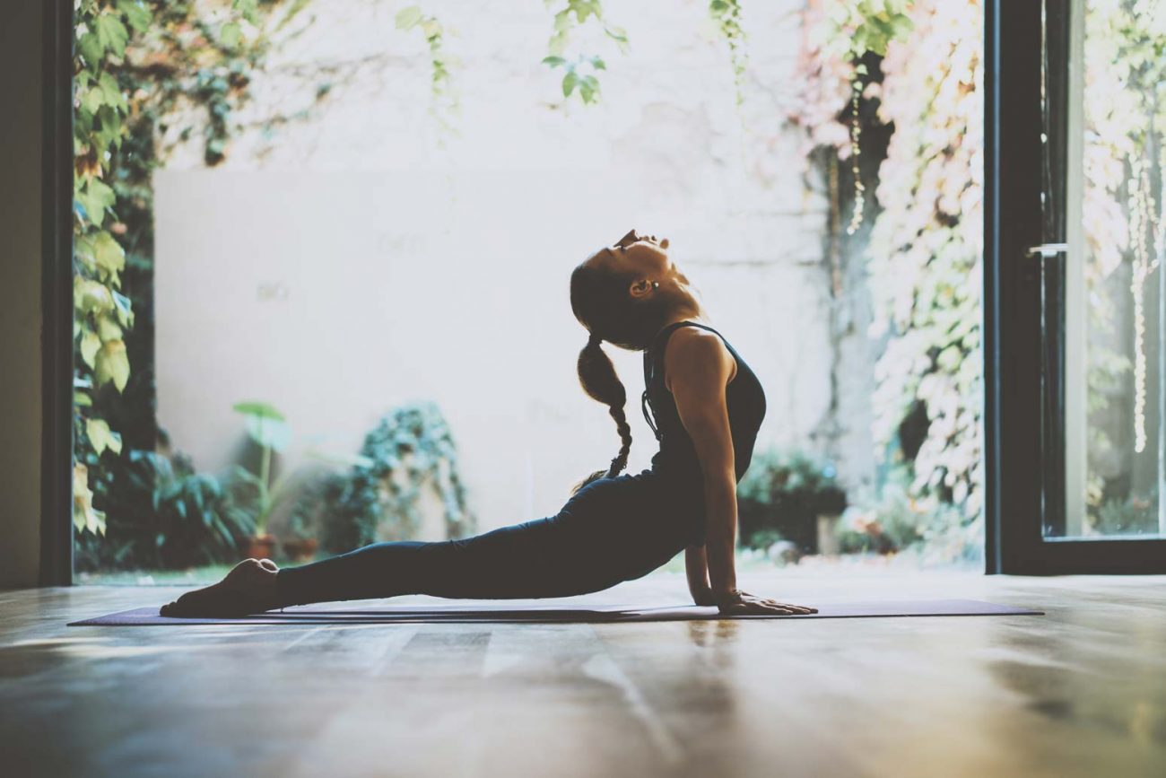 Is There Such a Thing as Holy Yoga