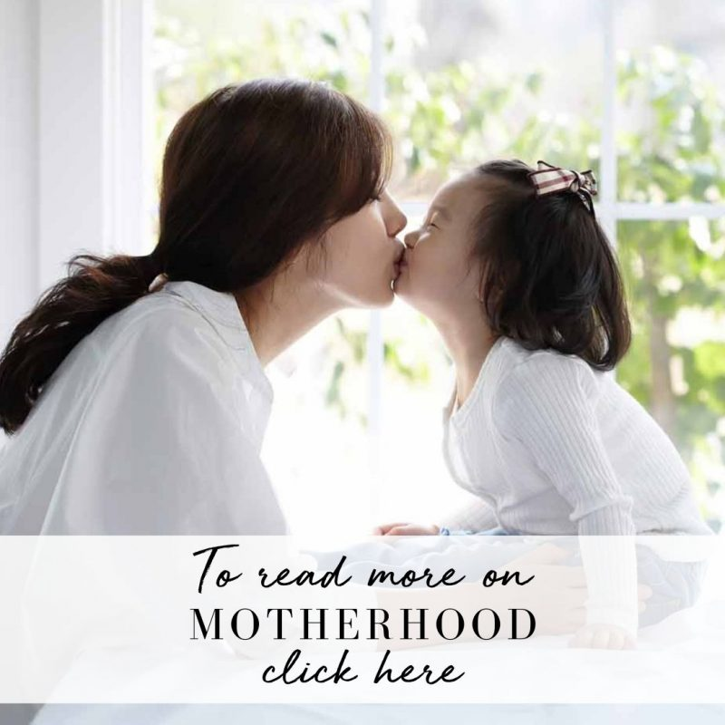 read more on motherhood