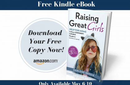 Raising Great Girls Mother's Day