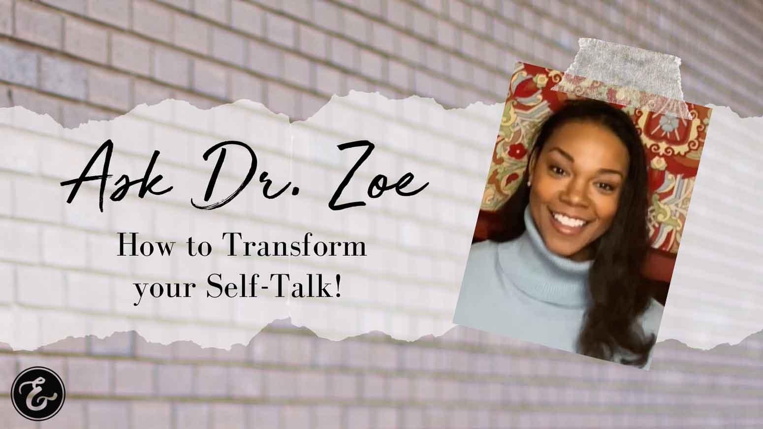 ADZ self talk