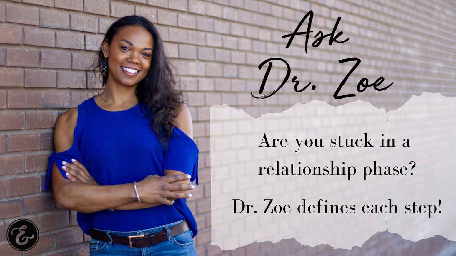 ADZ stuck in relationship phase