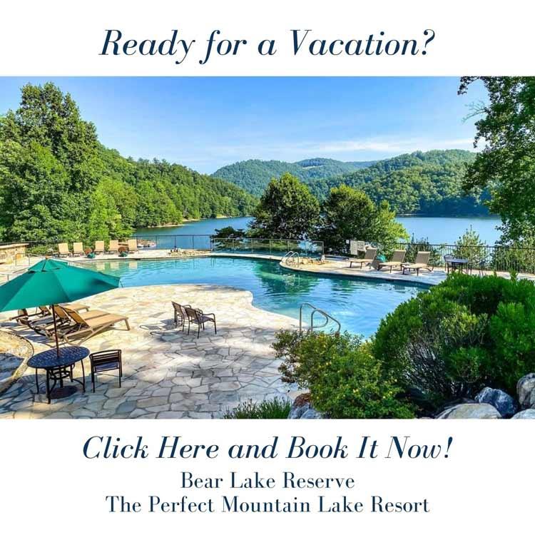 Bear Lake Reserve Vacation