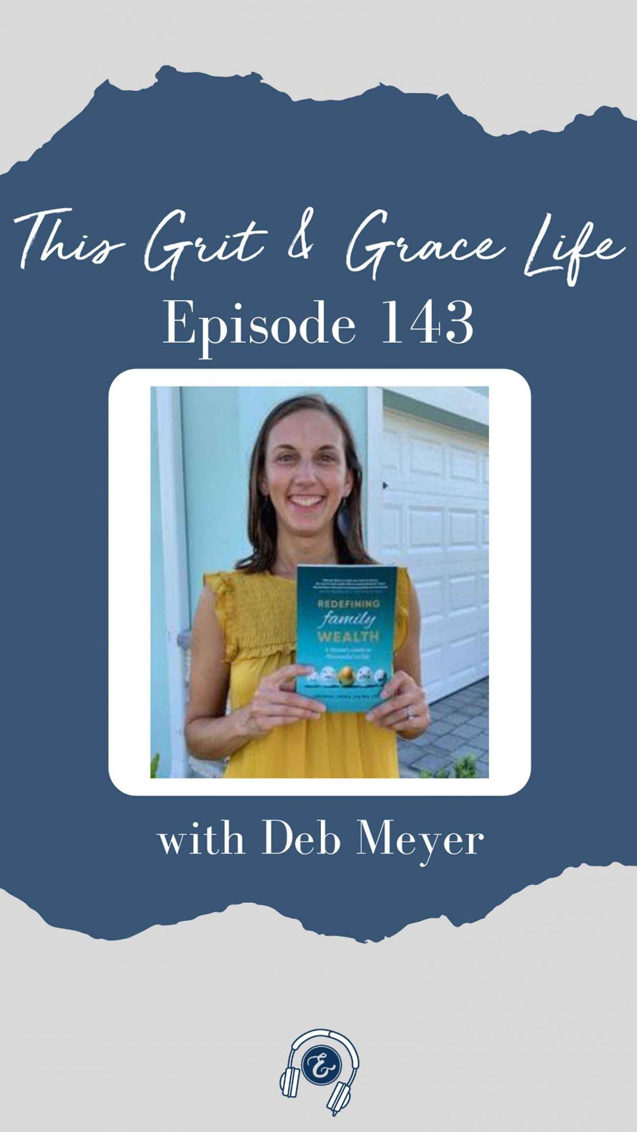 Episode 143 Deb Meyer
