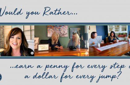 WYR penny or dollar