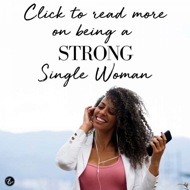 Single woman tag board