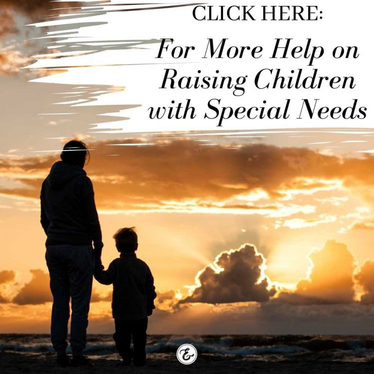 Special Needs Kids tag board
