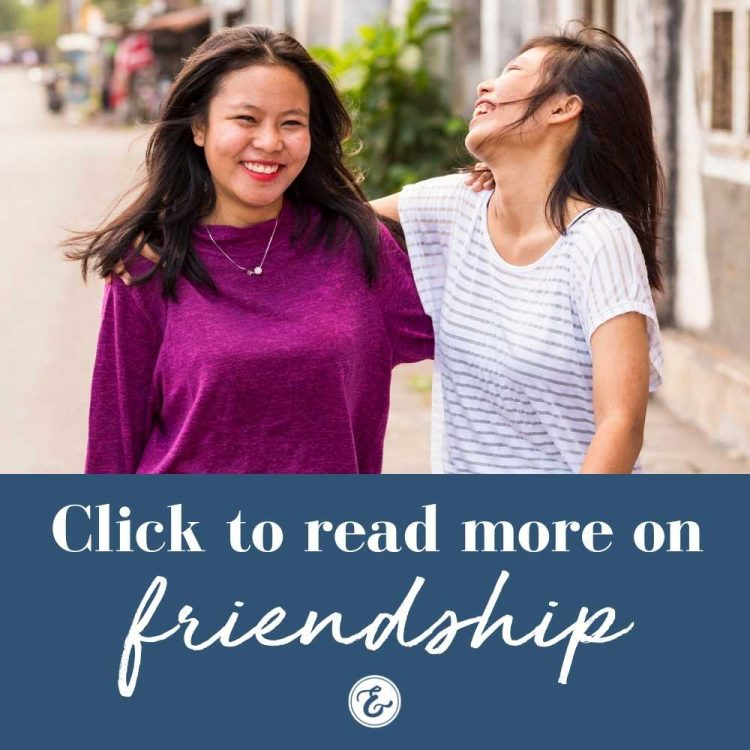 great reads on friendship