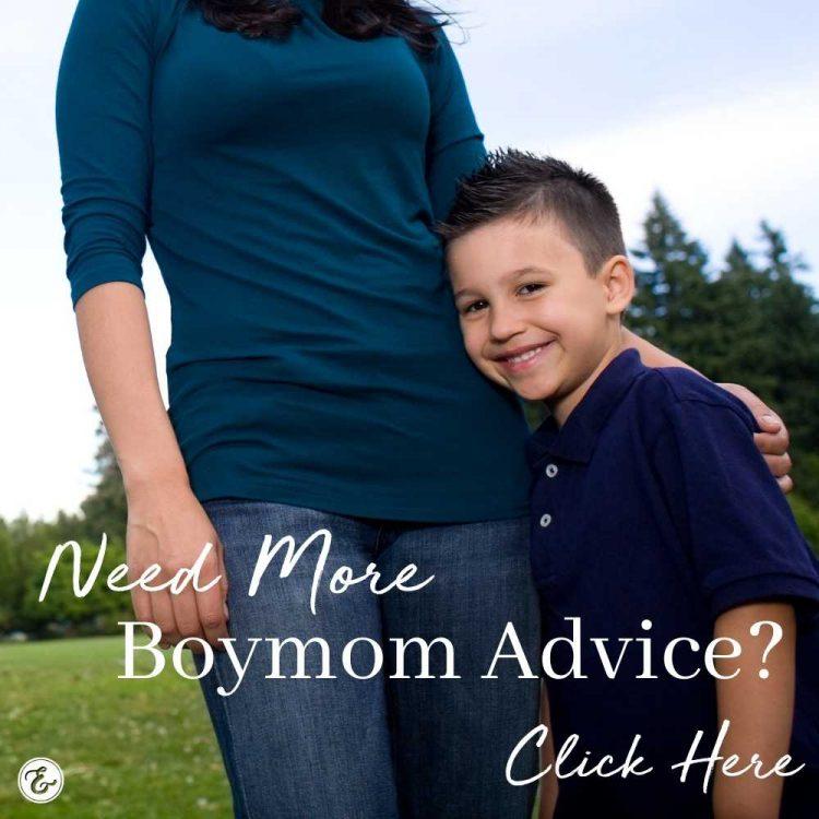 boymom advice