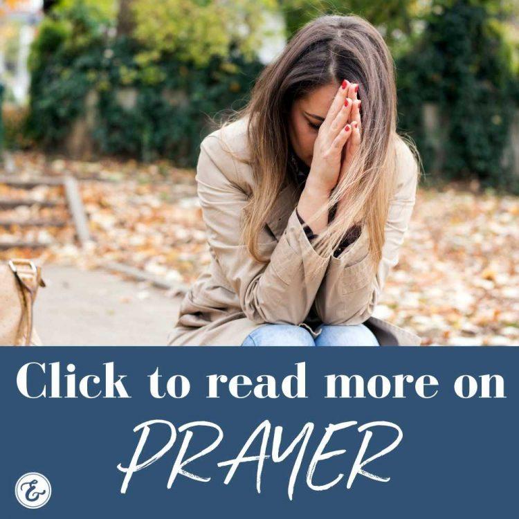 prayer tag board