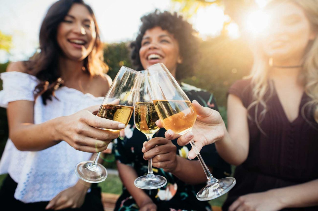 i gave up being a party girl to build a better life