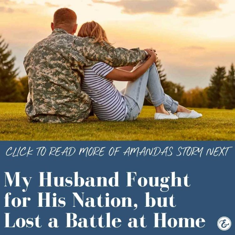 my husband fought for his nation but lost a battle at home
