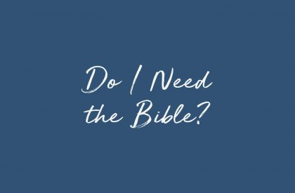 how god can speak to you through the bible